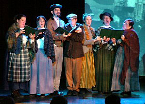 The Origins of Victorian Caroling